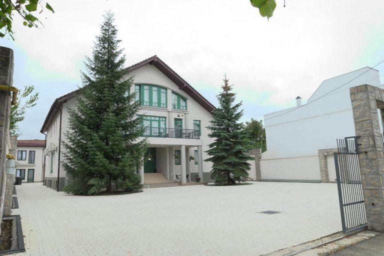 exterior Pensiunea Green Horse Sibiu